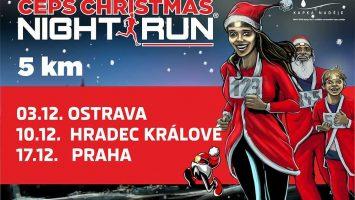 Christmas Night Run 2016 Ostrava