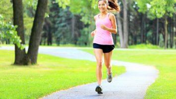 Běhání ráno, odpoledne nebo večer