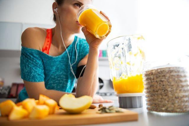 Běhání a výživa, jak jíst při běhání