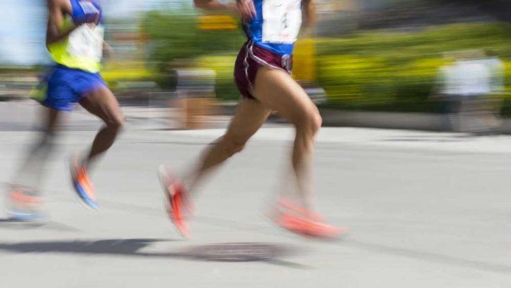 Jak běhat před závodem