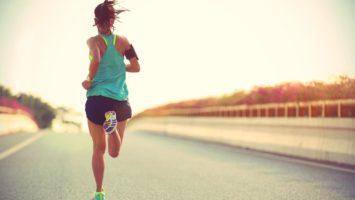 Správný běžecký styl