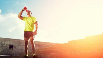 Jak běhat ve vedru