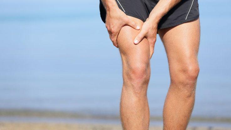 Bolest stehen při běhu
