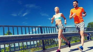 Jak běhat ve dvou