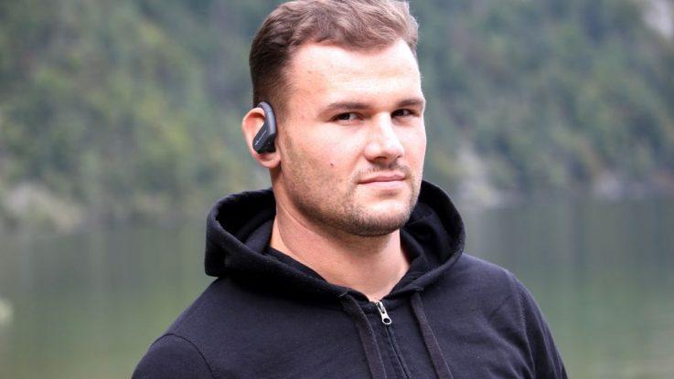 Bezdrátová sluchátka na běhání