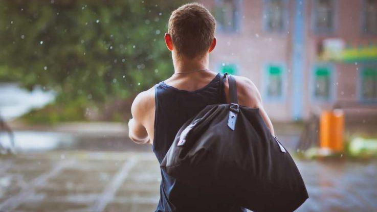 Jak běhat v dešti