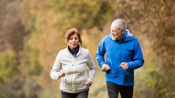 Běhání ve vyšším věku
