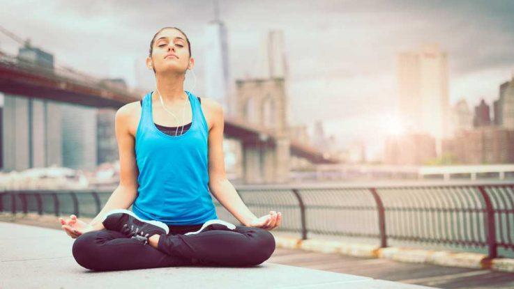 Běžecká jóga