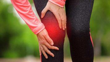Běhání a kolena