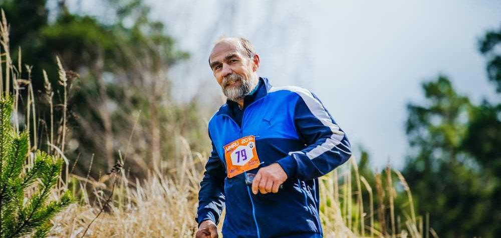 Jak běhat z kopce