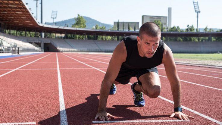 Jak rychle běhat sprint