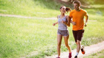 Vliv běhání na lidský organismus