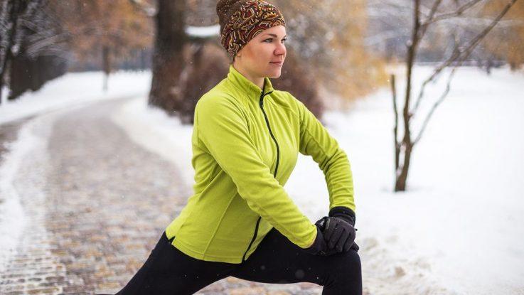 Jak běhat v zimě