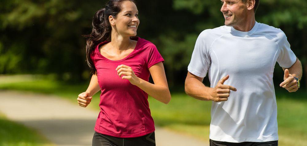 Motivace jak začít běhat