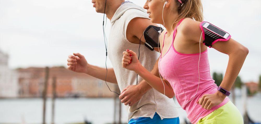 Nejlepší hudba na běhání