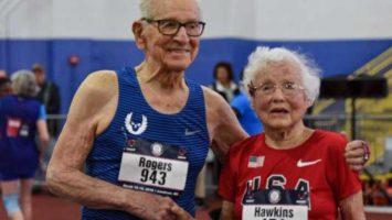 Století běžci lámou rekordy