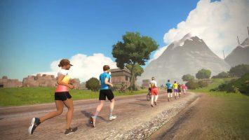 Virtuální realita pro běžce