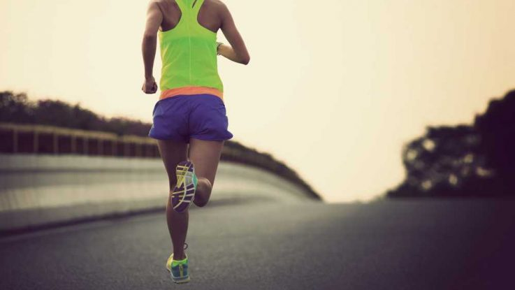 Tina Muir, Příběh profesionální běžkyně