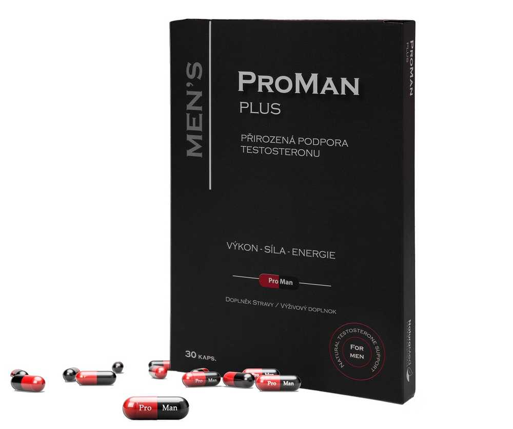 Proman plus testosteron