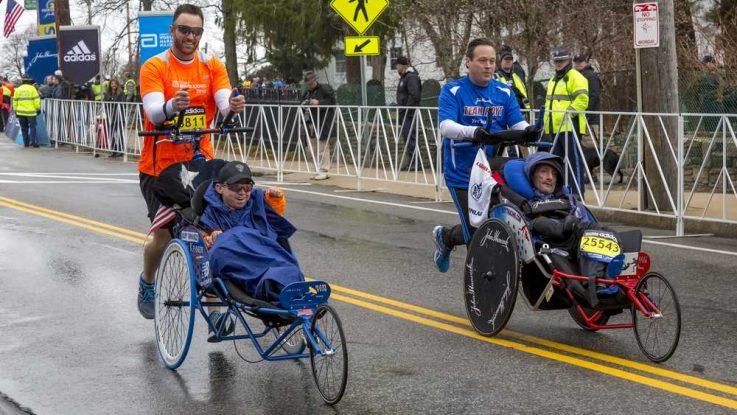 Maraton, duo tým