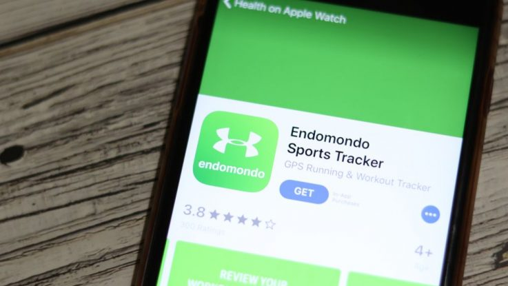Endomondo aplikace na běhání
