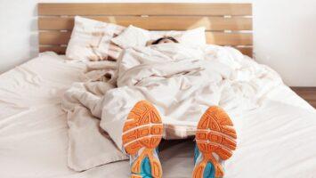 Běhání a spánek