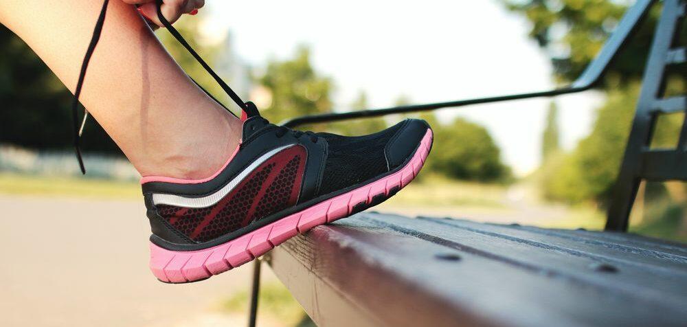 Bolest při běhání
