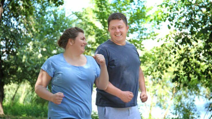 Jak začít běhat s nadváhou