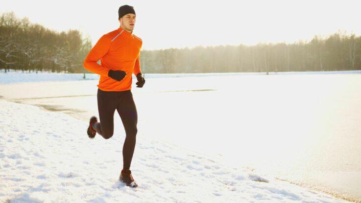 Běh na sněhu