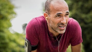 Přetrénování při běhu