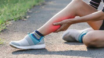 Bolest lýtek při běhu