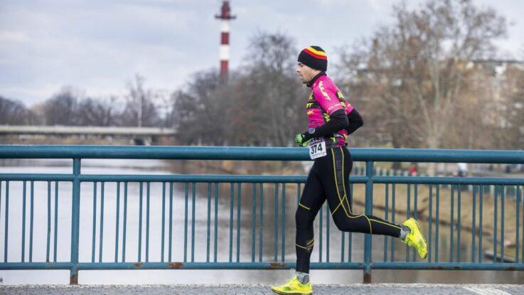 Winter run Hradec Králové