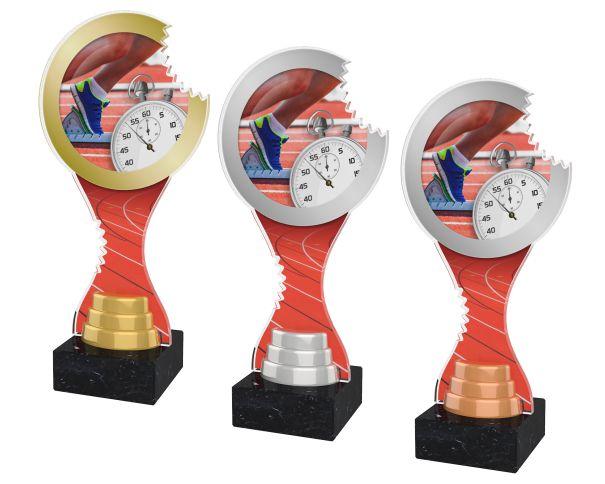 Unikátní běžecké trofeje