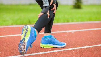 Svalové křeče při sportu