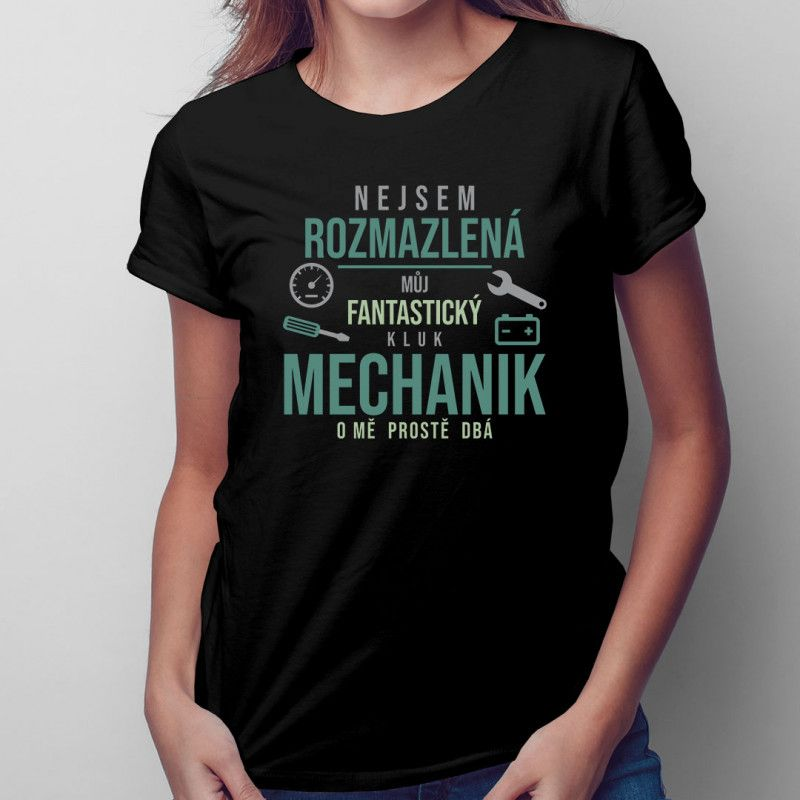 Dámská trička s potiskem