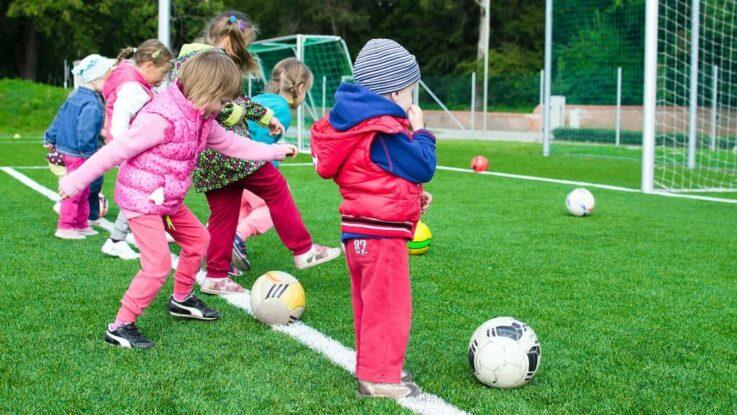 Jak vést děti ke sportu